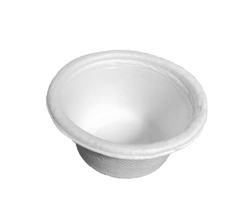 Vegware Bagasse Sampling Pot (50ml)