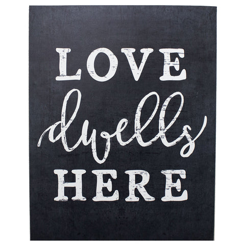 Love Dwells Here