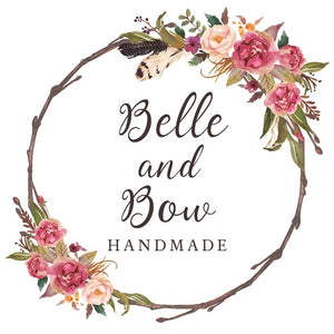 Belle and Bow Handmade