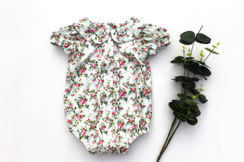Gracie Pleatie Romper