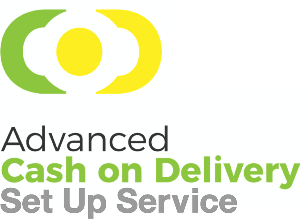 Advanced Cash on Delivery Set Up