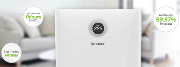 ION-430 Air Purifier HEPA