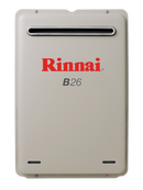 Rinnai B26 Continuous Flow Hot Water - B26L60A LPG 60°