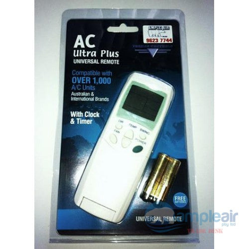 Universal Air Conditioner Remote Controller