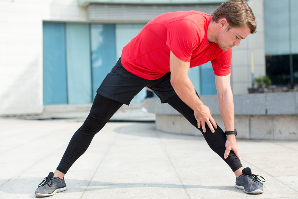 Consider Swapping Shorts for Compression Tights While Working Out