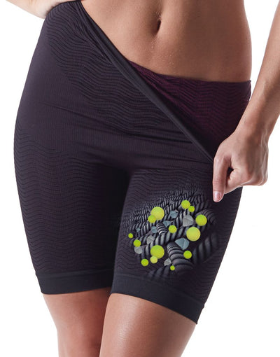 These compression shorts for women are comfortable, discreet, and also help to fight cellulite.