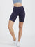 Creeluxe Fierce Midnight Blue Women's Shorts