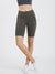 Creeluxe Fierce Dark Grey Women's Shorts