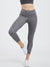 Maxtreme Power me Charcoal Marl Ankle Pocket Leggings