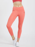 Maxtreme Power me Coral Ankle Pocket Leggings