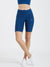 Creeluxe Fierce Denim Blue Women's Shorts