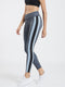 Essential Side Paneled Marl Full Length Leggings