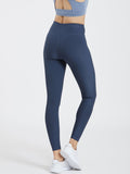 Creeluxe Flatter me Pacific Blue Full Length Leggings