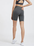 Creeluxe Fierce Charcoal Grey Women's Shorts