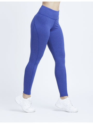 Lapis Blue Marl Hardcore F/L Leggings
