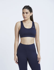 True Navy Hardcore Sports Bra