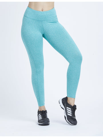 Seafoam Green Marl Hardcore F/L Leggings