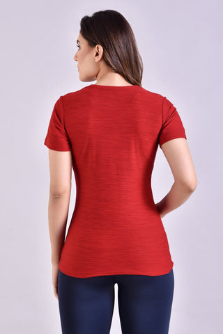 Choice Spacedye Red Top