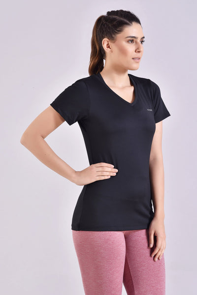 Black Stretchable Top 2