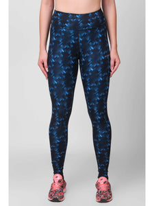 Core Geometrical F/L Leggings