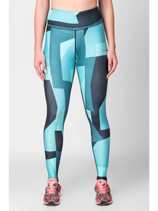 Dream Printed F/L Leggings 4