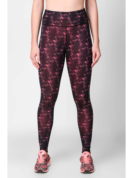 Core Geometrical Leggings 4
