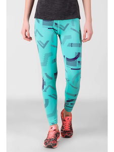 Mint Geometrical Leggings