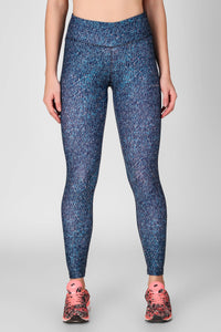 Spark Printed Leggings-
