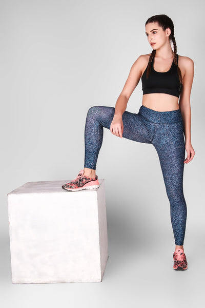 Spark Printed Leggings