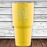 Beach, Please 30oz Tumbler