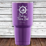 Come on.... Float my Boat! 30oz Tumbler
