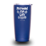 Mermaid for Life 20oz Tumbler