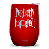 Perfectly Imperfect Wine Tumbler