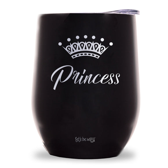 Princess Wine Tumbler