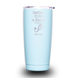 Sometimes, it's Sink or Mermaid! 20oz Tumbler