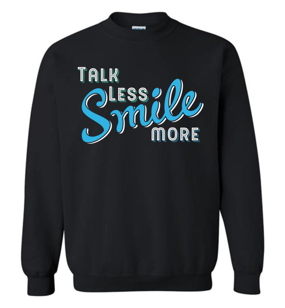 Funny Shirt Alexander Hamilton Talk Less Smile More Sweatshirt for Men and Women