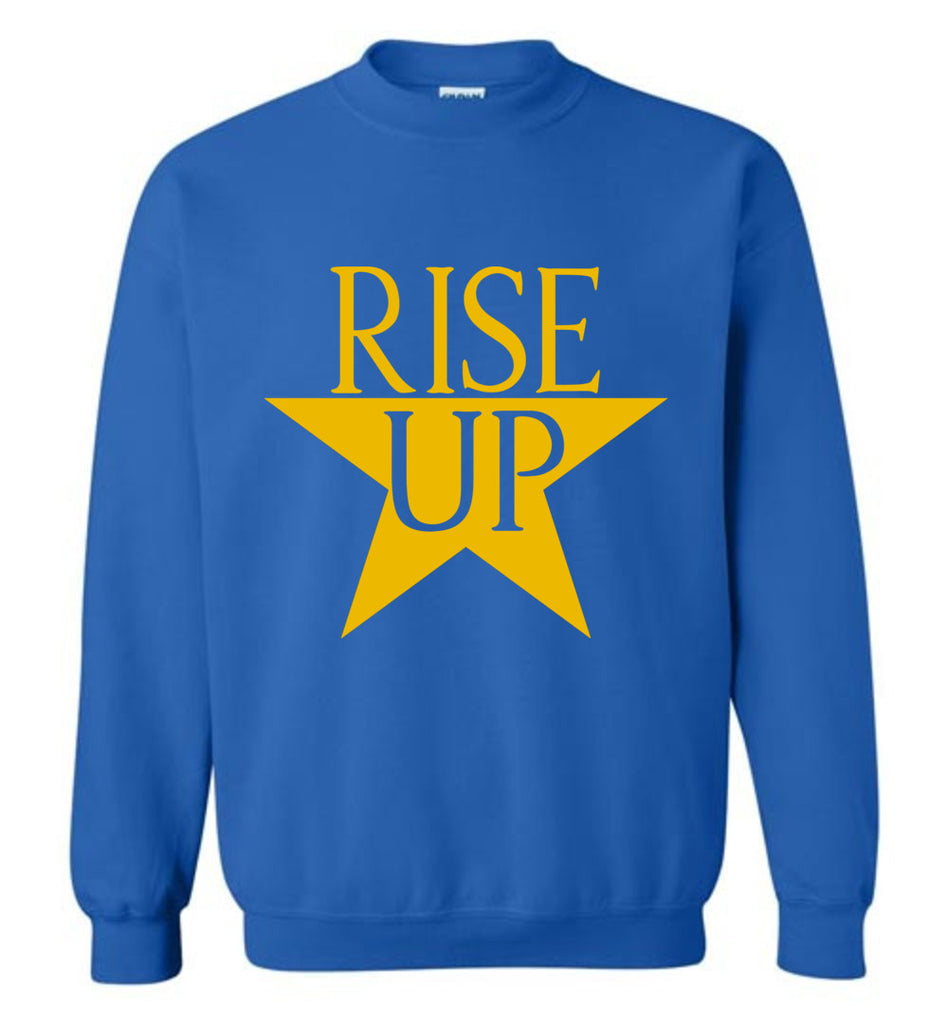 Rise Up Hamilton Crewneck Sweatshirt