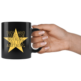 Hamilton Mug Those Who Stand For Nothing Fall For Anything Inspirational Gift