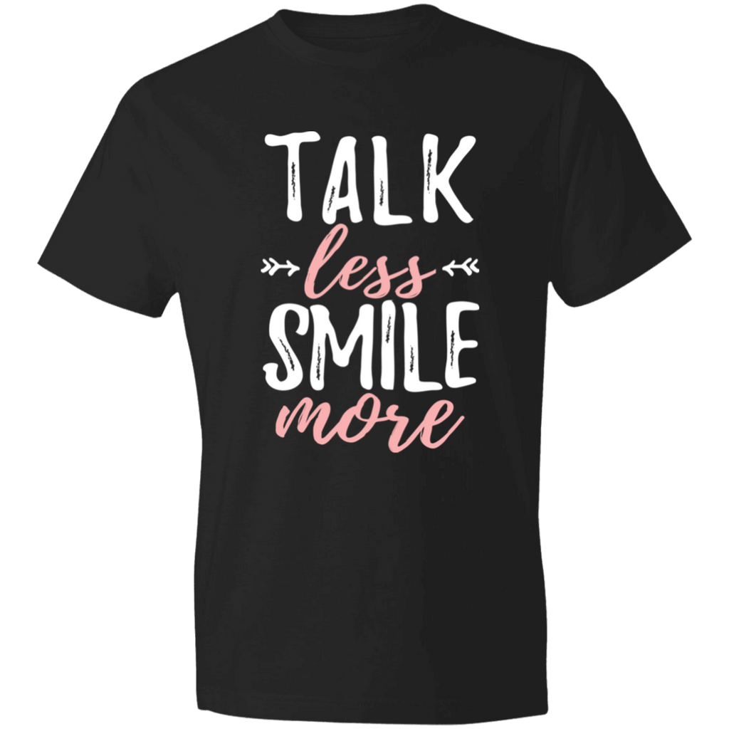 Talk Less Smile More Hamilton Unisex T-Shirt