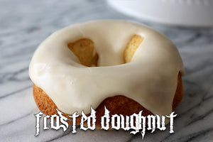 Frosted Doughnut