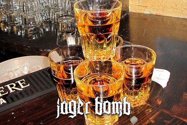 Jager Bomb
