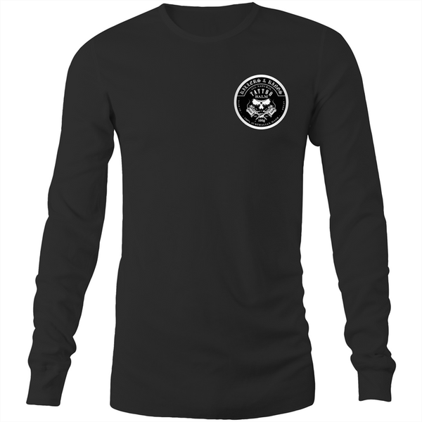 - Killers and Kings tattoo balm - Black - AS Colour Base - Mens Long Sleeve T-Shirt