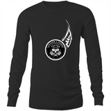Killers & Kings tattoo balm - AS Base - Mens Long Sleeve T-Shirt