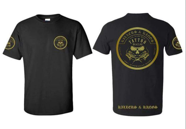 Killers & Kings promo t-shirt -
