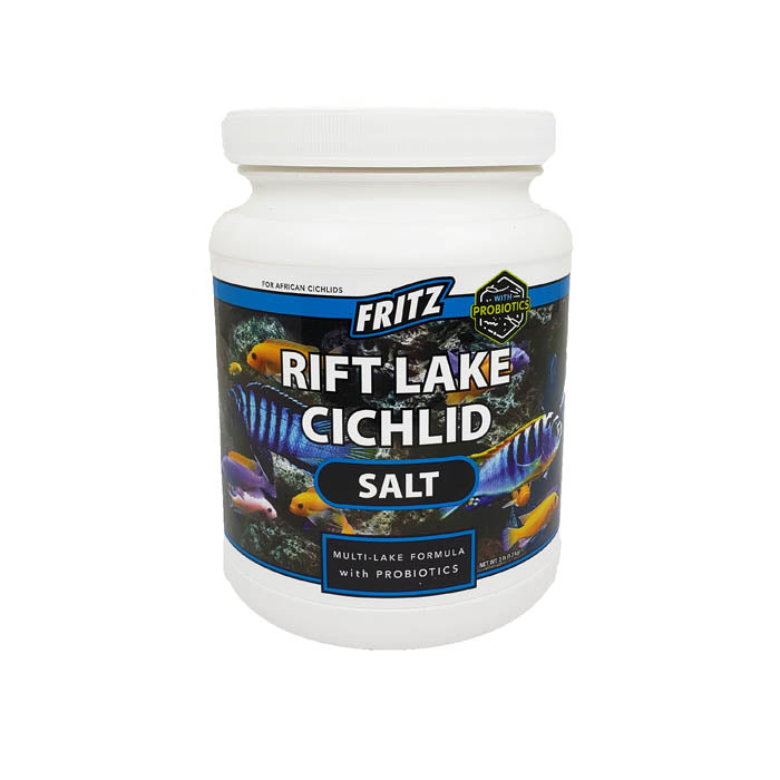 Fritz - Rift Lake Cichlid  Probiotic Salt