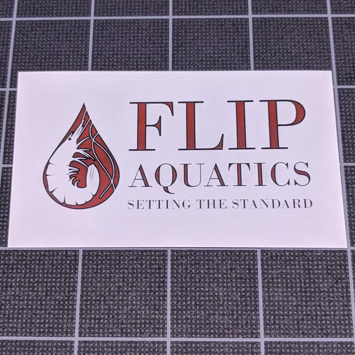 Flip Aquatics Posters and Stickers