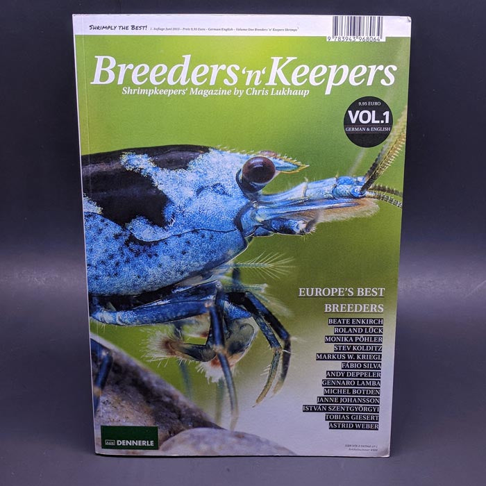 Breeders and Keepers Vol. 1 - Rare