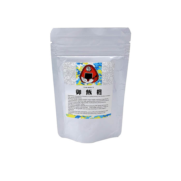 Mk-Breed White Crystal Shrimp Food