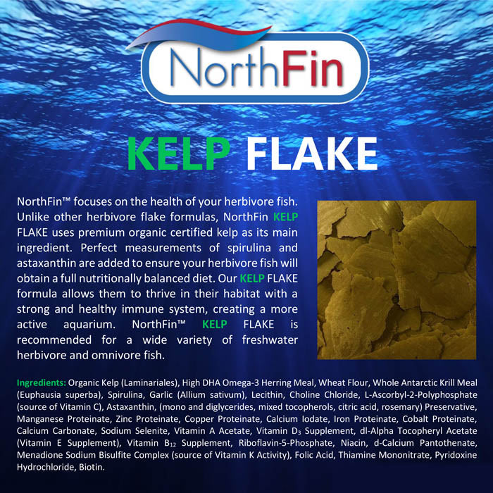 NorthFin Kelp Flake