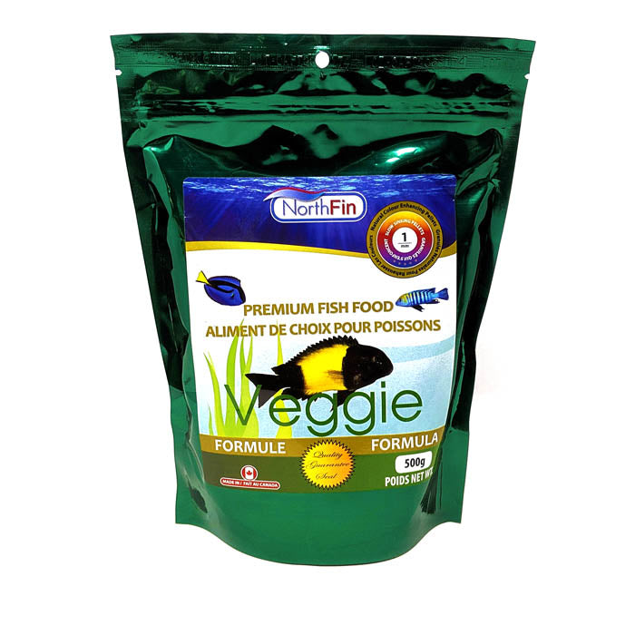 Northfin Veggie Food